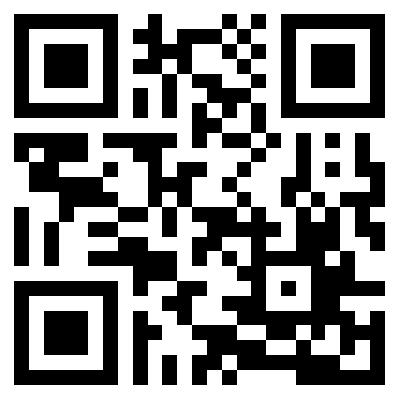Bufomix QR code