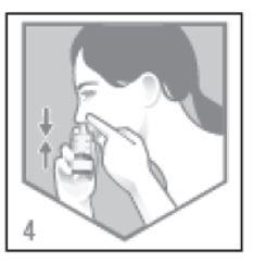 Hur du håller nässprayen