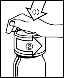 Hur du öppnar locket