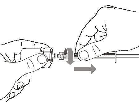 Avlägsna adapter