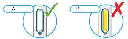 A och B