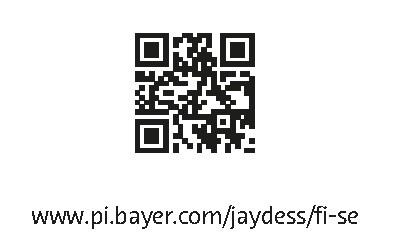 Jaydess QR-kod med länk till bipacksedel FI-SE