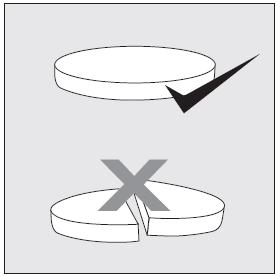 Bryt INTE, tugga eller krossa inte depottabletterna. Om du gör det finns det en risk för överdosering eftersom läkemedlet kommer att tas upp i din kropp för snabbt.