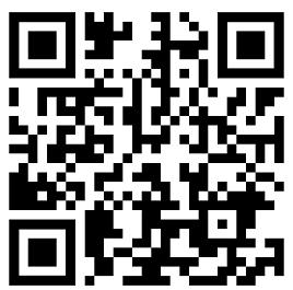 Bild visar en QR kod som kan skannas för att komma till instruktionsvideo