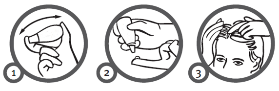 Steg 1-3
