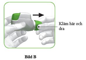 Bild B bruksanvisning