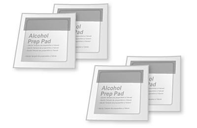 Alkoholtorksförpackningar