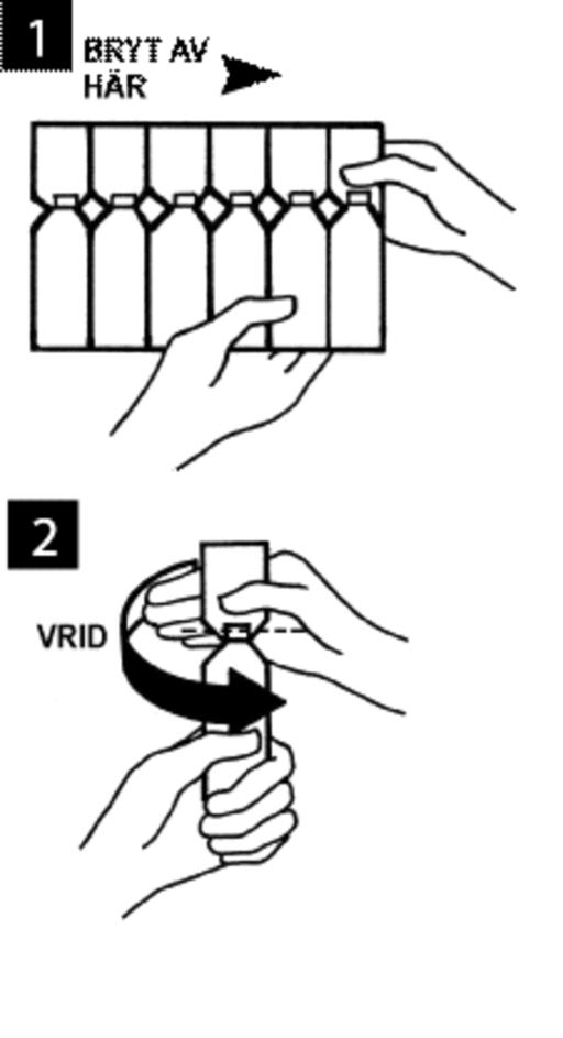 Hur man tar loss en endosbehållare