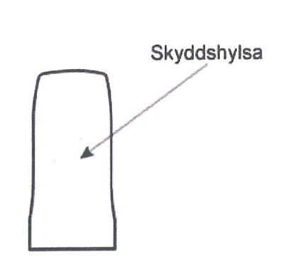 Skyddshylsa