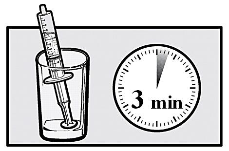 3 min spruta i glas