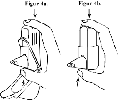 Figur 4a och 4b.