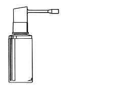 Förlängd spraytopp