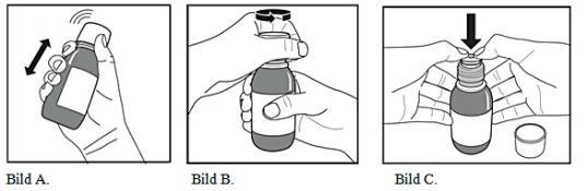 Hur man förbereder en ny flaska